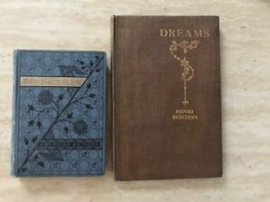 Beautiful, small vintage collector books.