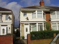West Hull 3 Bedroomed End Terrace House