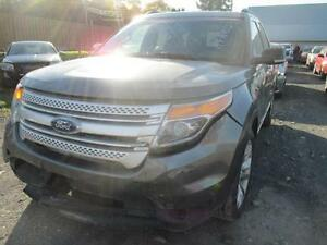 2012 Ford Explorer XLT **BRANDED SALVAGE*HIT IN FRONT**