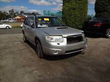Subaru Forester XT Luxury Wagon 2.5L 10/2006 Canley Vale Fairfield Area Preview