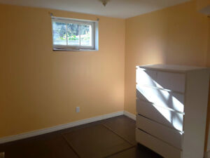 McMaster Student Walkout Basement Apartment for Rent