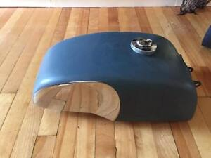 motorcycle cafe racer gas tank