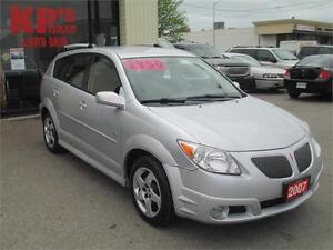 2007 PONTIAC VIBE ! LOTS OF OPTIONS ! WE FINANCE !
