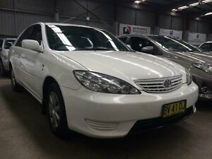 2005 Toyota Camry MCV36R Upgrade Altise White 4 Speed Automatic Sedan Macquarie Hills Lake Macquarie Area Preview