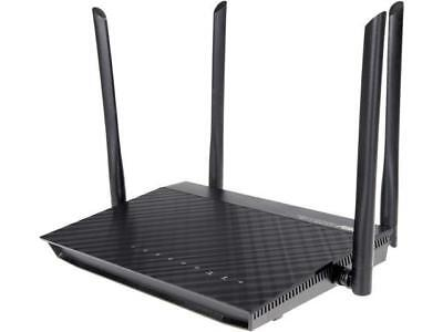 ASUS Certified RT-AC1200G AC1200 Dual-Band Wi-Fi Router with Four 5 dBi Antennas