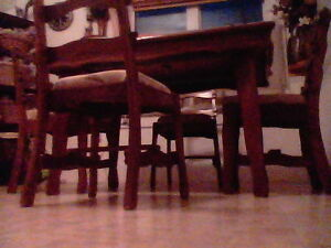 dining room table set from mexico. Cornwall Ontario image 2