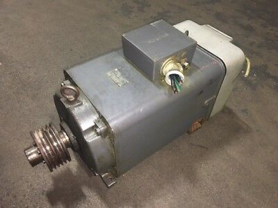 Cincinnati / Siemens Spindle Motor, 1-606-3203, 1 PH6161-4NF00-Z, 6500 RPM, Used