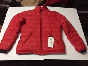 100% authentic Canada Goose Camp jacket women's size Large NWT