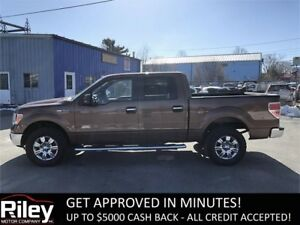 2011 Ford F-150 XLT STARTING AT $210.47 BI-WEEKLY