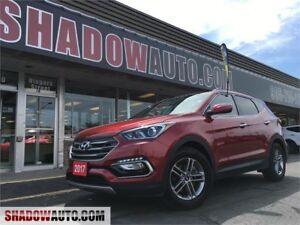 2017 Hyundai Santa Fe Sport Premium- AWD- BACK UP CAM- HSEATS
