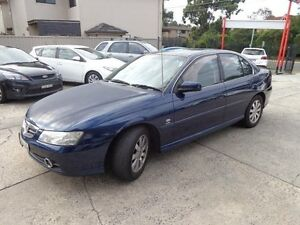 2004 Holden Berlina VY II Blue 4 Speed Automatic Sedan Sylvania Sutherland Area Preview