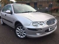 **ROVER 25 IMPRESSIONS S for sale**.. **LOW MILEAGE, recent MOT**