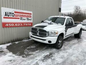 2009 Dodge Ram 3500 SLT CUMMINS-- GARANTIE 1 AN/ 15 000 KMS --