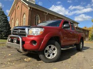 2010 Toyota Tacoma 4x4 - CERTIFIED
