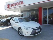 2015 Toyota Camry ASV50R MY15 Altise Diamond White 6 Speed Automatic Sedan Allawah Kogarah Area Preview