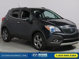 2014 Buick Encore AWD Cuir Toit-Ouvrant Camera USB/LCD