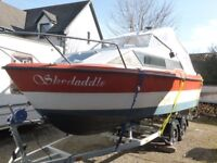 Sealine 18 Continental Weekender . Boat. REDUCED PRICE .