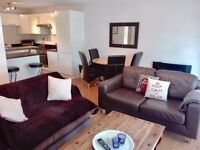 Spacious 2 double bedroom apartment in central Windsor