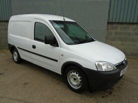 Vauxhall Combo CDTi van 2010 60 reg