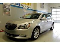 2014 Buick LaCrosse Leather ** low kms ** leather **