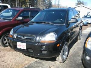 2009 Hyundai Tucson L FREE WINTER TIRES!!!