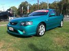 2006 Ford Falcon BF MkII XR6 6 Speed Auto Seq Sportshift Sedan Clontarf Redcliffe Area image 2