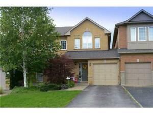 3 Bedroom 2 1/2 Bath Townhome in Ancaster for Rent Jan. 1, 2018