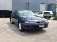 1997 Holden Commodore VSII Esteem Blue 4 Speed Automatic Sedan Spotswood Hobsons Bay Area Preview