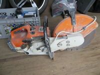Cement Saw Police Auction - Mon Oct 5 @ 5 pm