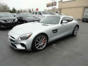 Mercedes-Benz AMG GTS 2016 AMG GTS Cuir Rouge V8 Biturbo