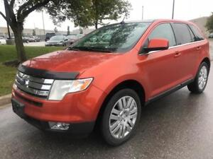2008 FORD EDGE LIMITED AWD|LEATHER|PANO ROOF|BACK UP SENSORS