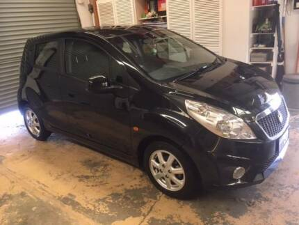 Holden Barina Spark 2010 61825 km !! Bedford Bayswater Area Preview