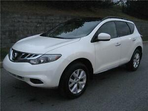 2012 NISSAN MURANO SV AWD (TOIT PANORAMIQUE, AIR, MAGS, FULL!!!)