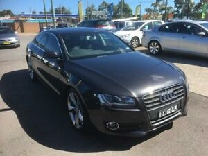 2010 Audi A5 8T Sportback 2.0 TFSI Grey Constant Variable Hatchback Sandgate Newcastle Area Preview