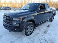** 2014 ** FORD ** F-150 ** FX-4 ** SUPERCAB ** 4WD ** LEATHER *
