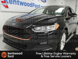 2016 Ford Fusion SE FWD with power seat and keyless entry