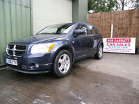 2008 DODGE CALIBER 1.8 SXT 5 DOOR