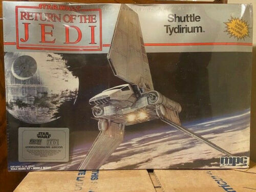 Star Wars Return of the Jedi Shuttle Tydirium Model MPC Comm. Edition New Sealed