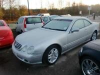 2002 Mercedes Benz CL 5.0 Cl 500 2 door Coupe