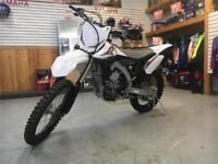 2013 YAMAHA YZ450F  JUST IN! GREAT SHAPE! LESS THEN 20 HRS! Timmins Ontario Preview