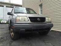 **2004 Suzuki Grand Vitara | MANUELLE, A1 MECHANIQUE, 4X4