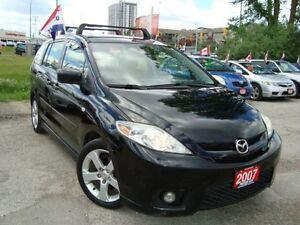 2007 Mazda MAZDA5 GT Only 136km Leather Rust Free
