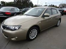 2008 Subaru Impreza MY09 RS (AWD) Grey 4 Speed Automatic Hatchback Mentone Kingston Area Preview