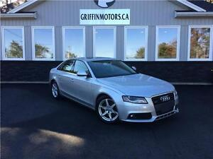 2009 Audi A4 Quattro AWD only $107 B/W taxes in OAC