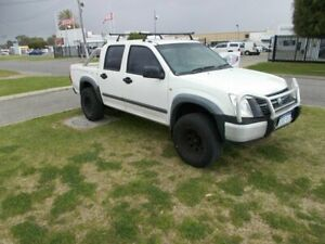 2007 Holden Rodeo RA MY06 Upgrade LX White 4 Speed Automatic Cab Chassis Maddington Gosnells Area Preview