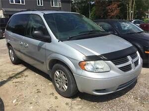 2007 Dodge Caravan V6 Cylinder Engine 3.3L/201