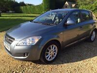2008 Kia ceed 1.6 LS 5 door only 50,000 miles immaculate condition