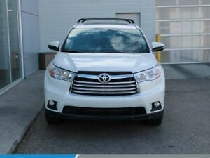 2015 Toyota Highlander XLE LEATHER SUNROOF NAV VERY NICE