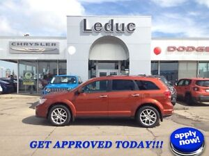 2014 Dodge Journey R/T WITH NAVIGATION AND REAR DVD