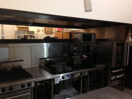 PCYC Inala Commercial Kitchen Hire
